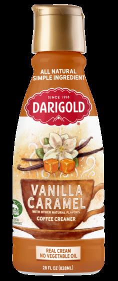 Vanilla Caramel Creamer 28oz