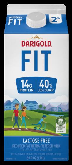 FIT 2% Reduced Fat 59oz Carton